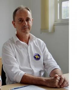 Edson De Pieri, candidato a reitor