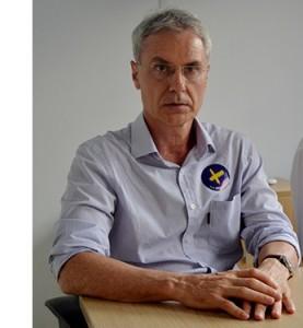 Carlos Alberto Marques, candidato a vice-reitor