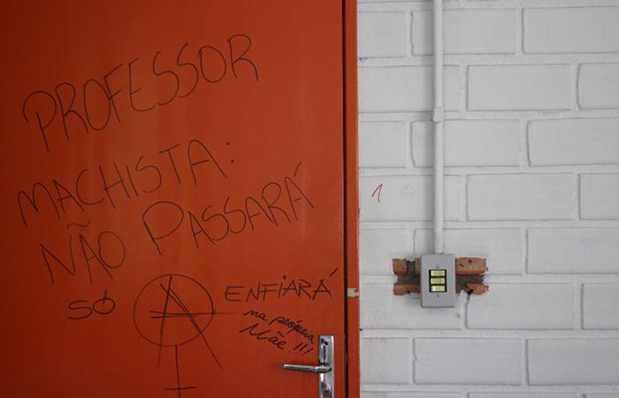 feminismo grafite