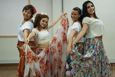 dança cigana amazônica