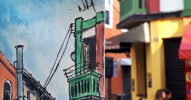 Região leste do centro de Florianópolis abriga parte da memória e cultura locais
