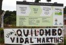 Quilombo Vidal Martins sofre com os impactos da COVID-19