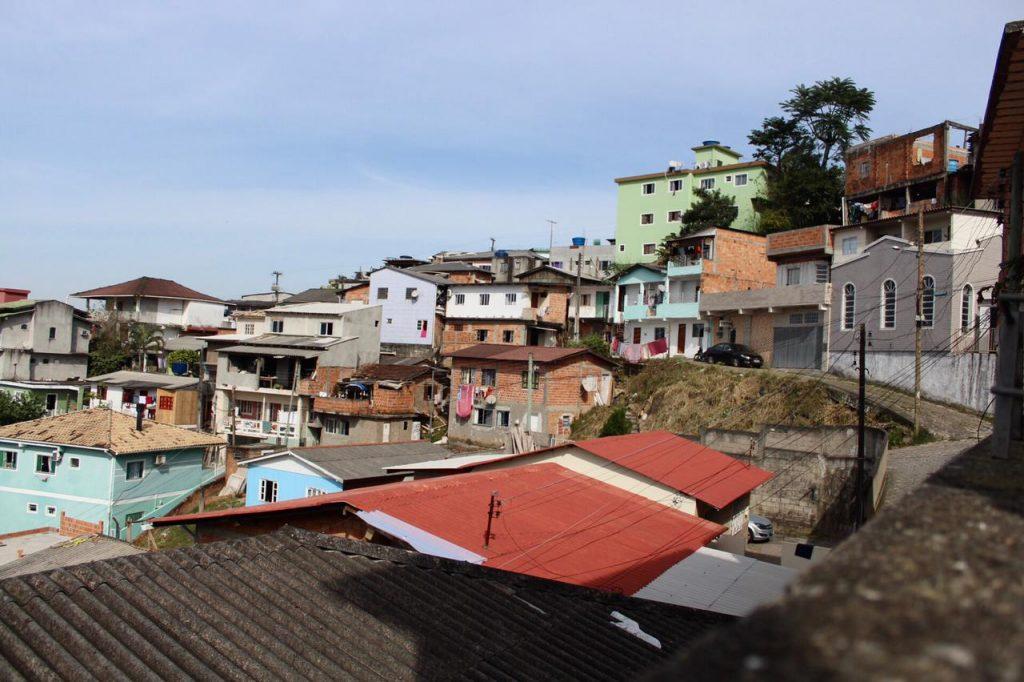 Comunidade da Serrinha em Florianópolis